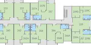 View Primero Grove floor plans