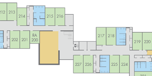 View Kearney Hall floor plans