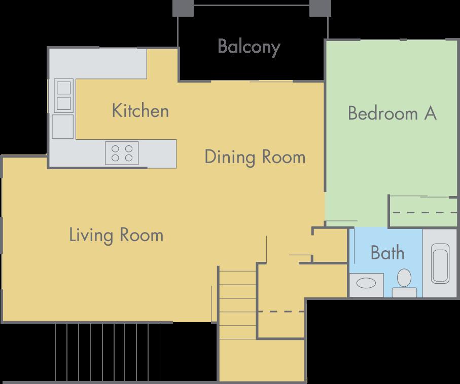 the lexington floor plan 4 bedroom 4 bathroom townhouse