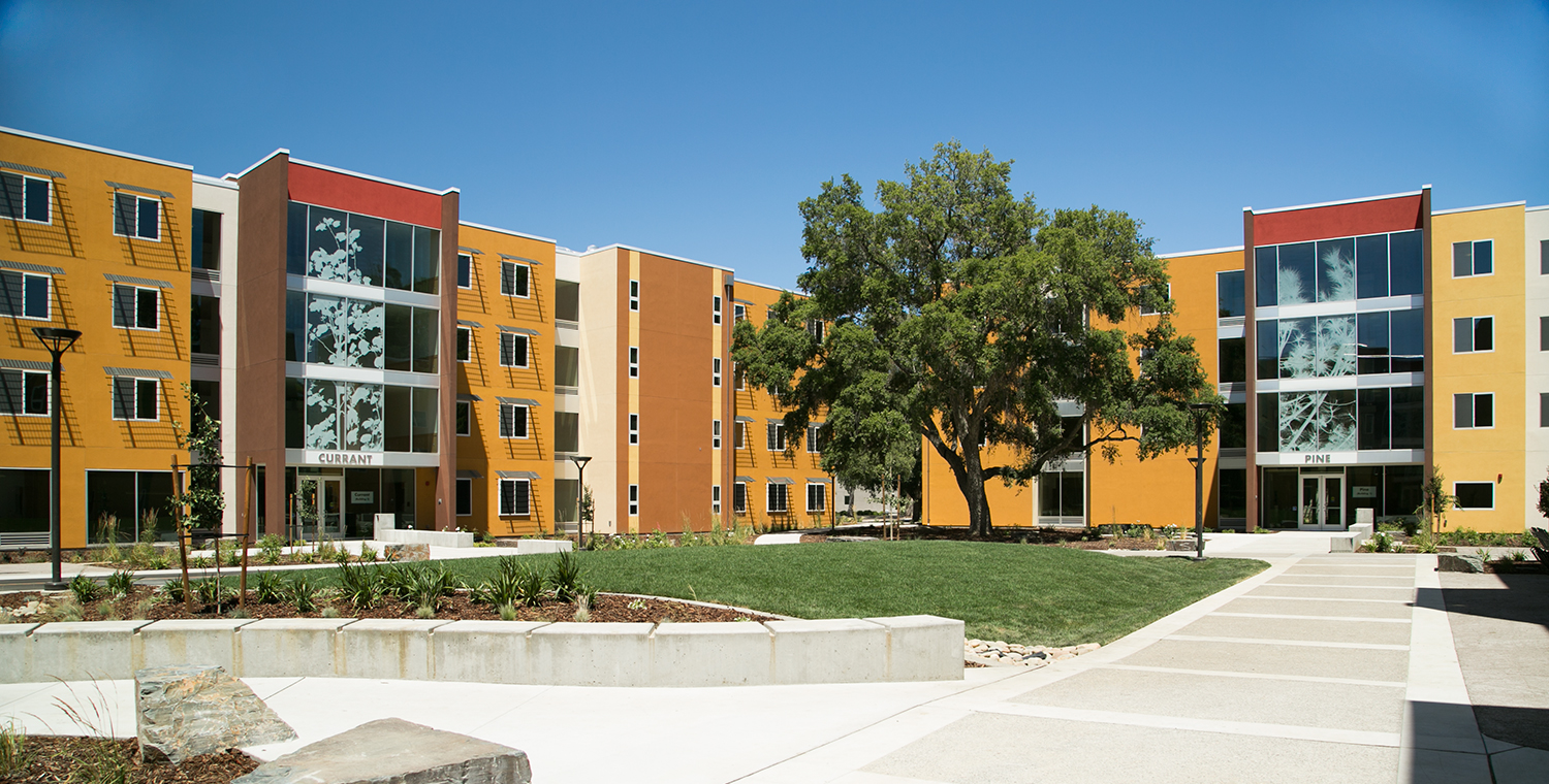 Uc Davis Student Housing Capital Projects