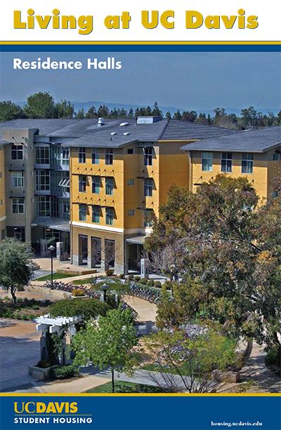 UC Davis Student Housing: Publications & Forms Uc Davis Campus Dorms