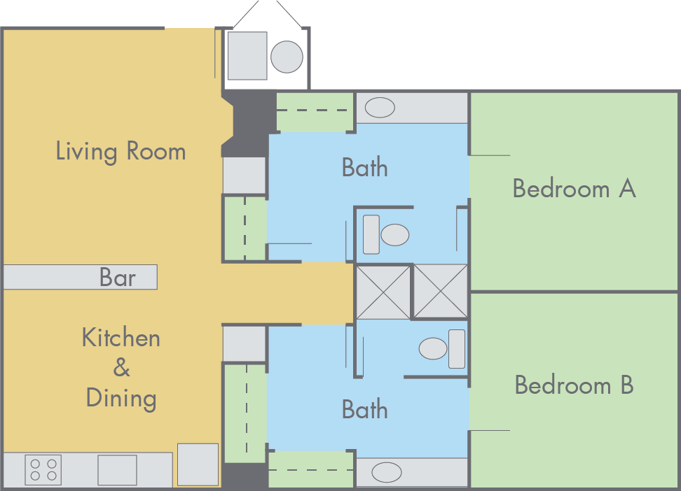 Adobe Apartments Floor Plans Sha Uc Davis Student Housing And Dining Services