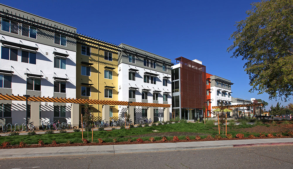 Graduate And Professional Student Housing