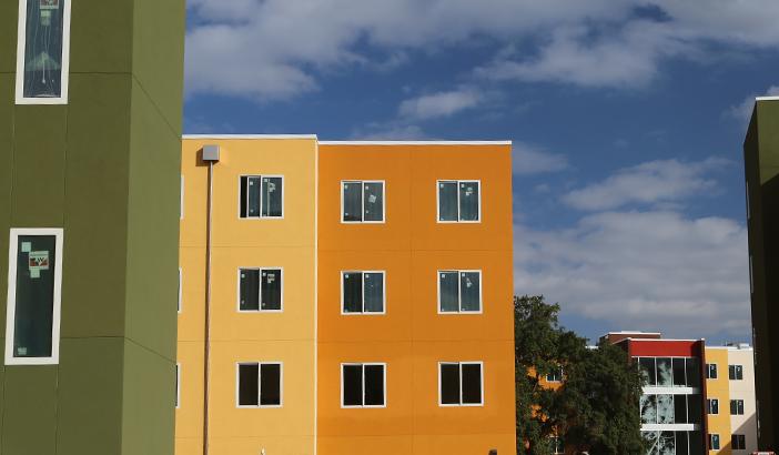 An image of Pine Hall.