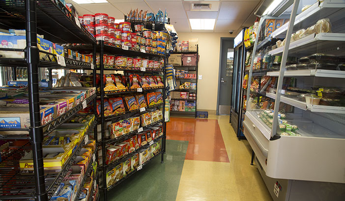 Convenience Stores offer both fresh and prepared food options as well as a variety of drinks
